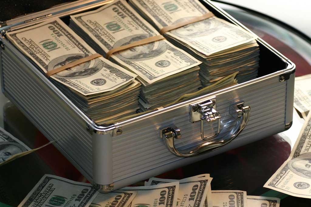 Lohnzahlung Gewinner Investment Banking