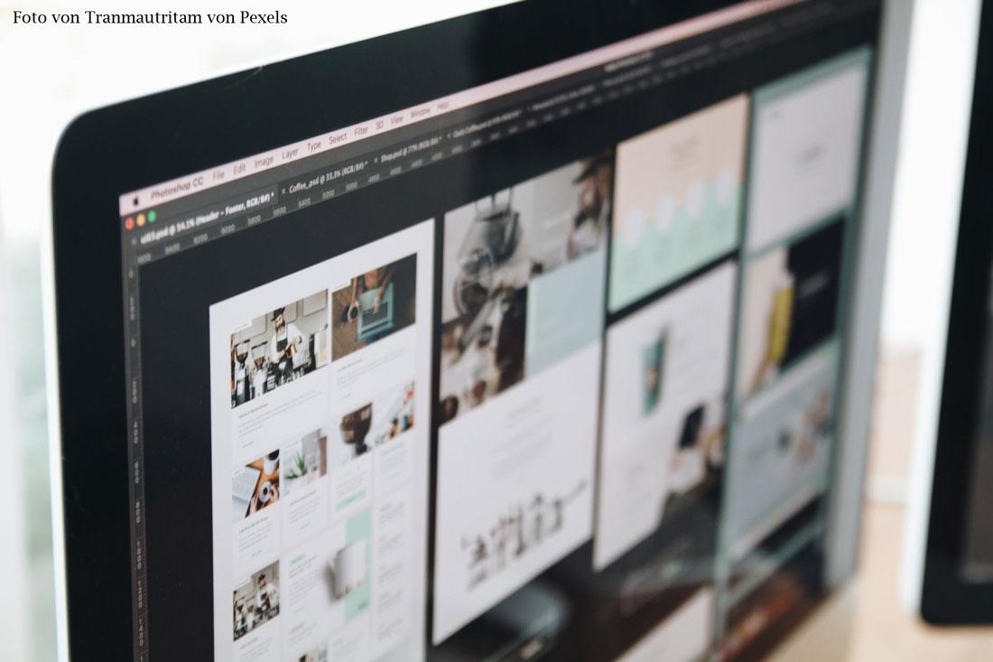 Wieso Webdesign und Programmierung durch eine Werbeagentur?